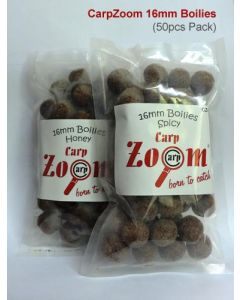 CarpZoom Boilies 16mm Spicy