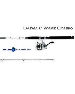 Daiwa D-Wave Saltwater
