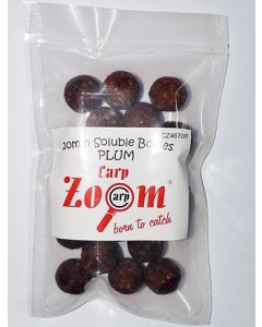 CarpZoom  Plum Soluble BOILIES