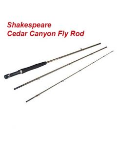 Shakespeare CEDAR CANYON 3-4wt / 8ft Fly Rods