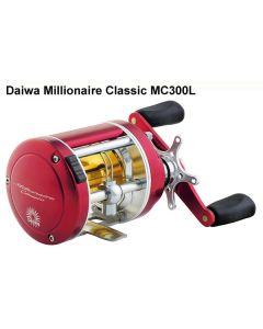 Daiwa Millionare Classic MC300L Baitcasting reel