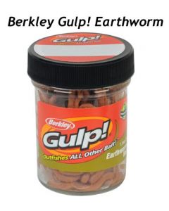 Berkley Earthworm 4""