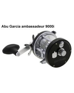 Abu Garcia AMBASSADEUR 9000i Big Game Multiplier Reel