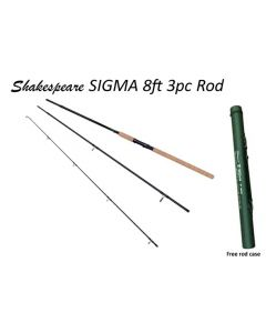 Shakespeare SIGMA 8ft 3Pc Travel Rods