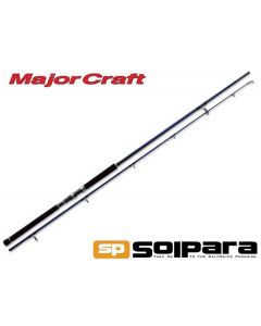 """Major Craft SolPara Shore Jigging 10'0"""" Spinning Rod"""