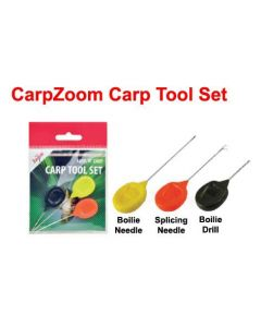 CarpZoom Carp Rigging Tool set