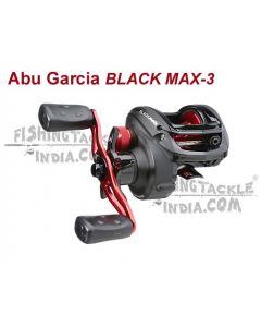 Abu Garcia BLACK MAX 3(Left handle) Baitcasting Reel