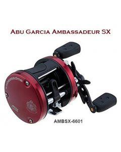 Abu Garcia AMBASSADEUR SX AMBSX6601 (Handle - Left) Multiplier Reel