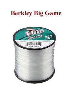 Berkley Trilene Big Game (Clear)Line