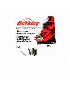 Berkley Crimping Sleeve for Steelon Wire Leader