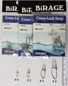 BiRAGE Cross-Lock Snaps