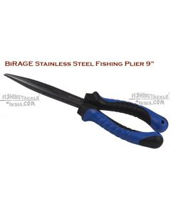 BiRAGE Stainless Steel Fishing Plier 9""