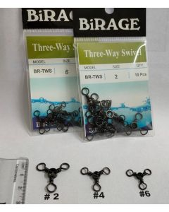 Birage Three-way Swivel (#2 - #6)