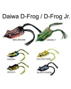 Daiwa D-Frog 55mm / 60 Frog Lure