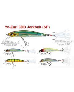 Yo-Zuri 3DB Jerkbait(SP) 90mm Hard Lures