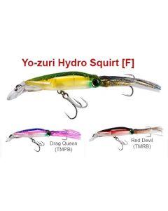 Yo-Zuri HYDRO SQUIRT FLOATING 140mm Hard Lures