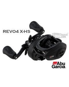 Abu Garcia REVO4X-HS Baitcasting reels