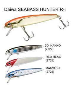 Daiwa Sea Bass Hunter R1 90 S Hard Lures