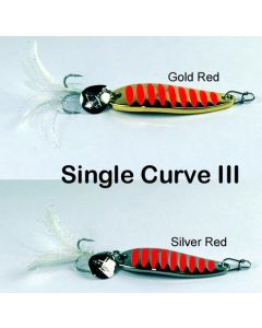 GT-BIO Single Curve-III 7.5g / 10g Spoons