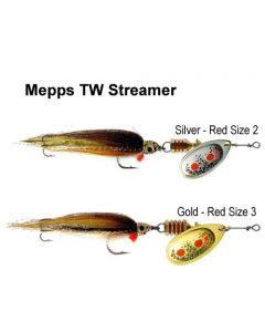 Mepps TW Streamer Size 2 / Size 3 Spinners