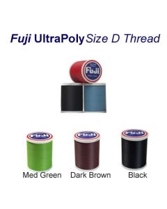 Fuji UltraPoly Size D Guide Wrapping Threads