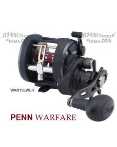 Penn WARFARE Level Wind WAR15LWLH(Left handle) Multiplier Reel
