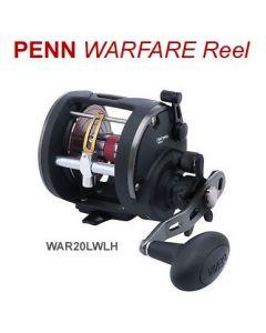 Penn WARFARE Level Wind WAR20LWLH Multiplier Reel