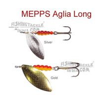 Mepps Aglia Long Size 3 / Size 4 Spinners