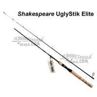 """Shakespeare New UglyStik Elite 6'0"""" Spinning Rod"""