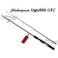 "Shakespeare UglyStik GX2 6'0"" Spinning Rod"