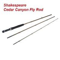 Shakespeare CEDAR CANYON 3-4wt / 8ft Fly Rods