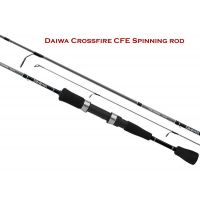 "Daiwa Crossfire CFE 5'6"" Ultra Lite Spinning Rod"