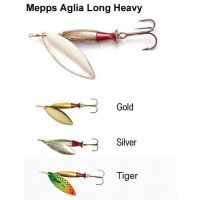 Mepps Aglia Long Heavy Size 2 Spinners