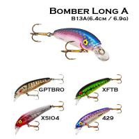 Bomber Long A (6.4cm / 6.9g) Hard Lures