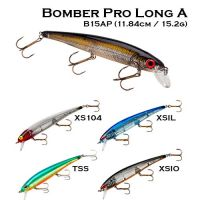 Bomber Suspending Pro Long A(11.94cm / 15.2g) Hard Lures