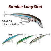 Bomber Long Shot(Saltwater) 20g / 12.72cm Hard Lures