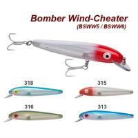 Bomber Wind Cheater(Saltwater)12cm / 17cm - 25g / 54g Hard Lures