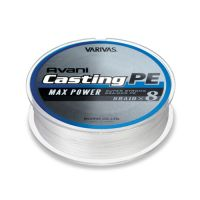 VARIVAS Avani Casting MAX POWER PE X8 Braided Line
