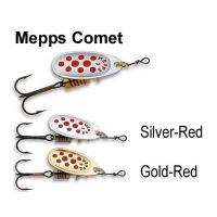 Mepps Comet PTS  Size 2 /size 3 / Size 4 / Size 5 Spinners