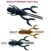 "Berkley PowerBait Fight'n Bug 3.5"" Soft Baits"