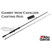 "Abu Garcia Gambit Iron Cavalier 6'6"" Casting Rod"