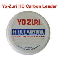 Yo-Zuri HD Carbon 15, 20, 30 Lb Flurocarbon Leaders