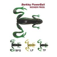 Berkley PowerBait Kicker Frog Frog Lure