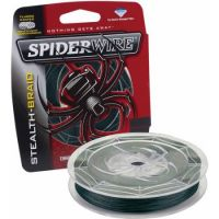 Spiderwire STEALTH 125yds Braided Lines