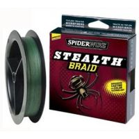 Spiderwire STEALTH 125 (6LB / 8LB) Braided Line
