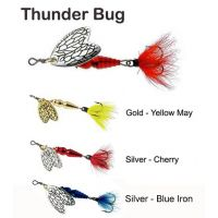 Mepps Thunder Bug size 1 / size 2 Spinners