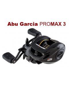 Abu Garcia PRO MAX 3(Right handle) Baitcasting Reel