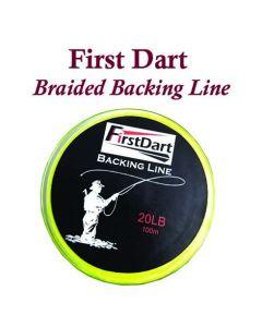 First Dart Braided 20LB/100M