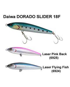 Daiwa Saltiga DORADO SLIDER Hard Lures