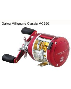 Daiwa Fishing reel - Millionare Classic MC250 Baitcasting Reel